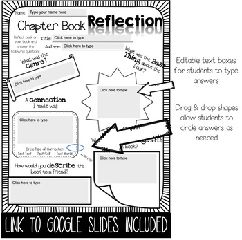 Gorgeous image within reading log with summary printable