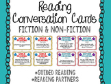 Reading Comprehension Conversation Cards