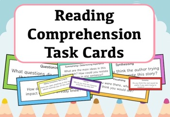 Reading Comprehension Questions - 9 Strategies