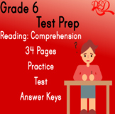 Reading Comprehension Passages and Questions  | Test Prep