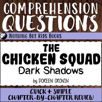 Reading Comprehension Questions   Dark Shadows