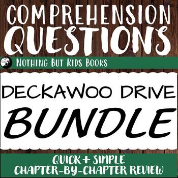 Reading Comprehension Questions Discount Bundle | Deckawoo Drive