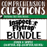 Reading Comprehension Questions Discount Bundle | Inspector Flytrap
