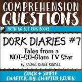 Reading Comprehension Questions | Dork Diaries #7