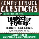 Reading Comprehension Questions | Inspector Flytrap #2