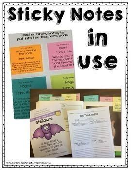 Reading Comprehension Questions & Interactive Read Aloud with Stellaluna