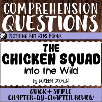 Reading Comprehension Questions | Into the Wild