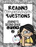 Reading Comprehension Questions Journey's Second Grade Unit 2