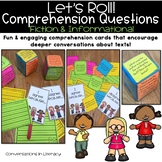 Reading Comprehension Questions Let's Roll!