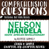Reading Comprehension Questions | Nelson Mandela: South African Revolutionary