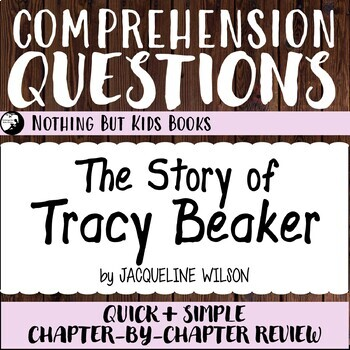 Reading Comprehension Questions | The Story of Tracy Beaker