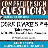 Reading Comprehension Questions | Dork Diaries #4