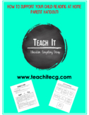 Reading Comprehension Questions for Parents
