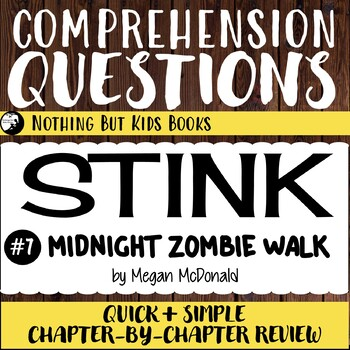 Zombies Reading Comprehension Worksheets & Teaching Resources | TpT
