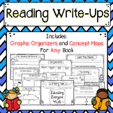 Graphic Organizers - Reading Write-Ups