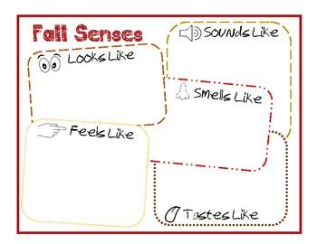Reading Comprehension Quiz FALL BUNDLE