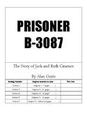 Reading Comprehension 5-Quiz Packet for Prisoner B-3087