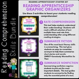 Reading Comprehension Reading Apprenticeship Strategy Bundle