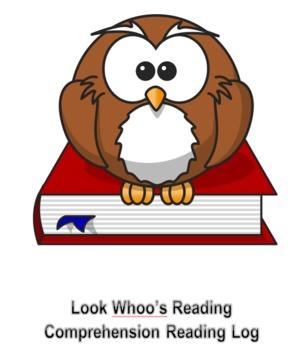 Reading Comprehension Reading Log