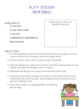 Reading Comprehension - Recipes