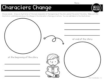 Reading Comprehension | Graphic Organizers | Guided Reading