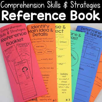 Reading Comprehension Reference Booklet