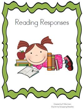 Reading Comprehension Responses - Primary