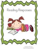 Reading Comprehension Responses - Primary