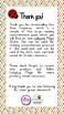 Reading Comprehension {SAMPLE}
