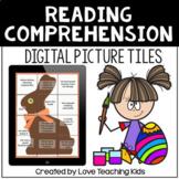 Reading Comprehension Secret Picture for Google™ Classroom