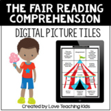 Reading Comprehension Secret Picture for Google™ Classroom
