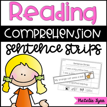 Reading Comprehension Sentence Strips