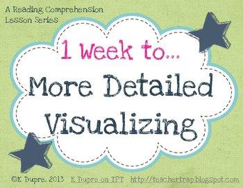 Reading Comprehension: Visualizing