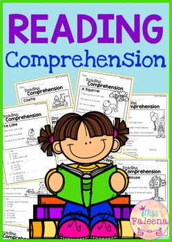 Reading Comprehension Set 1