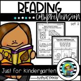 Reading Comprehension in Kindergarten (Set 2)