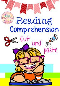 Reading Comprehension Set 3 (Cut & Paste)