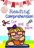 Reading Comprehension Cut and Paste (Set 1)