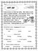 Reading Comprehension Sheets- Nouns & Verbs {15 Passages for Early Readers}