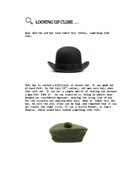 Reading Comprehension: Sherlock Holmes in The Adventure of the Blue Carbuncle
