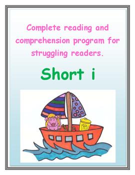 Reading Comprehension Short Vowel i Sound