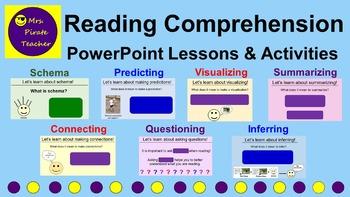Reading Comprehension Skills Bundle! (PowerPoint)