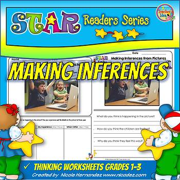 Making Inferences From Pictures - Reading Comprehension Skills