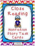 Close Reading Nonfiction Passages