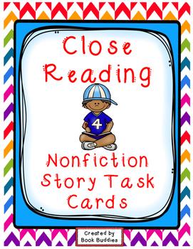 Close Reading Nonfiction Passages