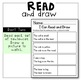 Reading Comprehension Skills - Read and Draw [I Can Read]