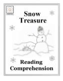 Reading Comprehension: Snow Treasure