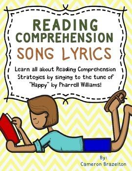 Reading Comprehension Song Lyrics
