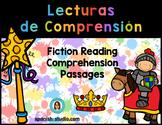 Reading Comprehension (Spanish)/ Lecturas de Comprensión. NO PREP