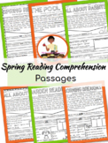 Spring Reading Comprehension Passages 16
