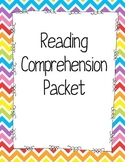 Reading Comprehension Stories